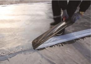 YT-509快速反应三元乙丙橡胶自粘防水卷材